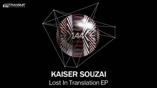 Kaiser Souzai - Andrins Quest (Original Mix) [Transmit Recordings]