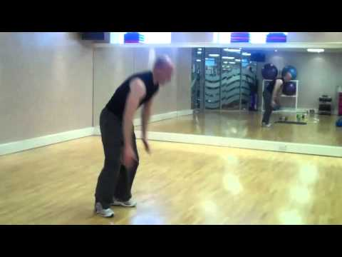 2 Minute workout no weights 1 Stuart McDade Personal Trainer