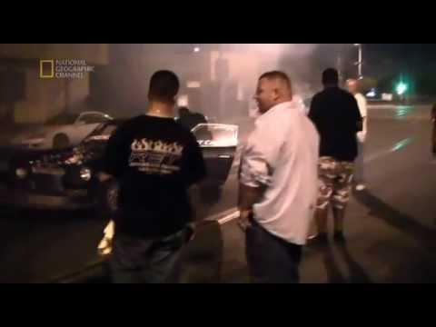 Wyścigi uliczne w Los Angeles / LA Street Racers / cz1