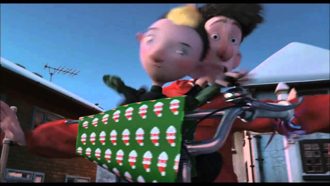 Arthur Christmas Elves.Arthur Christmas Elf Down Movie Clip Official 2011 Hd