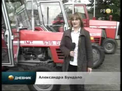 Povoljni krediti za traktore u - najavi