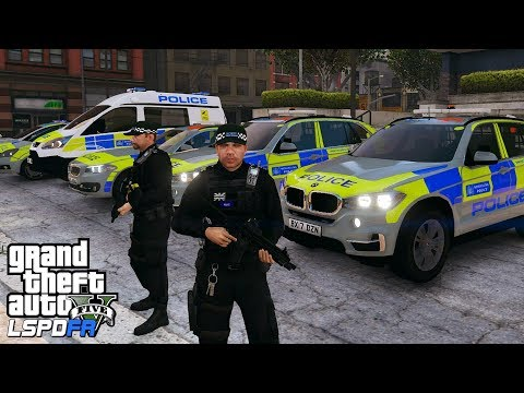 GTA 5 MODS UK POLICE | LSPDFR: THE BRITISH WAY #165 (GTA 5 REAL LIFE POLICE MOD)