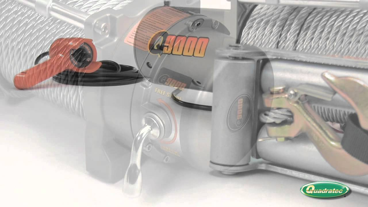badland 9000 lb winch spec [ 1280 x 720 Pixel ]