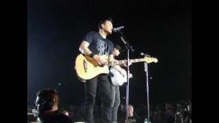 Blink 182  - Waggy acoustic Newcastle June 19th 2012