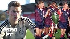 De Ligt ponders Ajax future, Frank de Boer reflects on 1995 European triumph | Champions League
