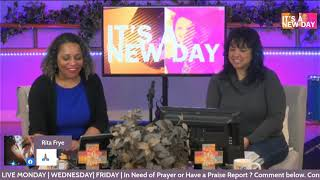 IT'S A NEW DAY |Morning Inspiration & Prayer  |Friday, February 5,2021