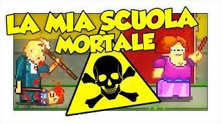TUTTA LA SCUOLA MI VUOLE UCCIDERE! ATTACCATO DAL BIDELLO! - Kindergarten ITA
