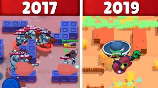 Best Of Old Brawl Stars Glitches 2017-2019