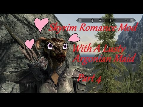 Skyrim Romance Mod #4: A Knife to the Fist Fight