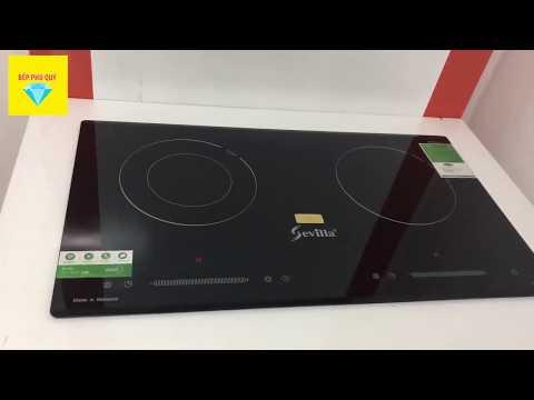 (Bếp Phú Qúy) Bếp điện từ Sevilla SV M100D