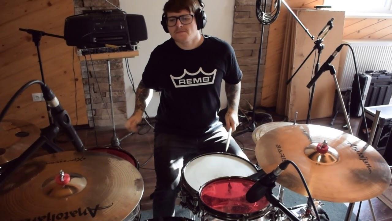 Michal Keller: Paheyl - Jenom ( drum cam )