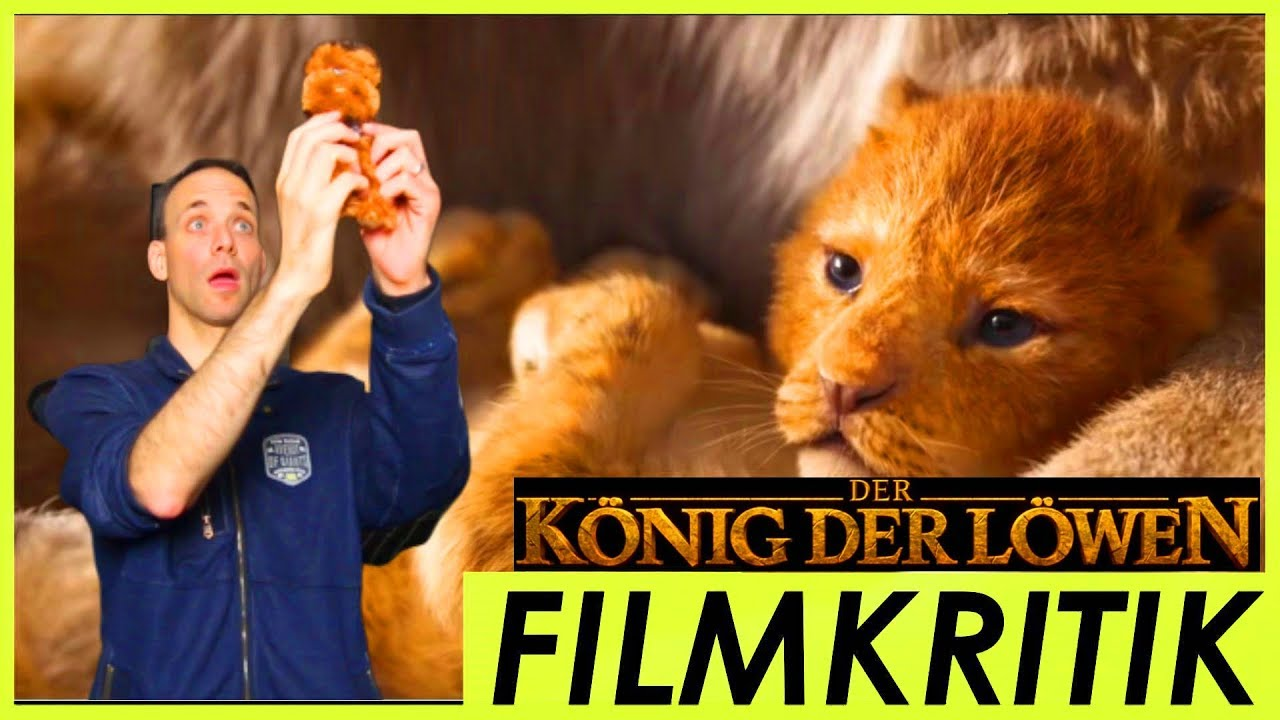 Youtube König Der Löwen