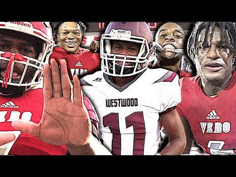 🔥🔥 50 straight wins   Central Florida's #1 team   Vero Beach vs Westwood   Action Packed