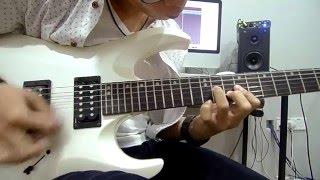 Hillsong United - Break Free Electric Guitar Cover