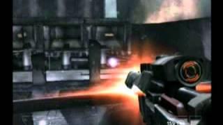 TimeSplitters: Future Perfect - Walkthrough (hard) Part 14 - Machine Wars 2243 1/2