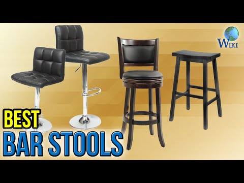 10 Best Bar Stools 2017