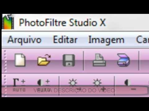 efeito boneca para photofiltre studio x