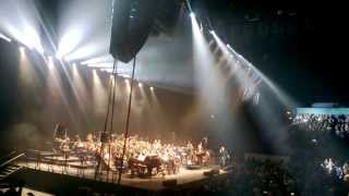 Serj Tankian - Empty Walls (Elect the Dead Symphony) @ Hartwall Areena, Finland 2013