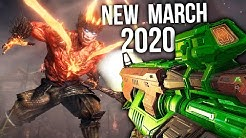 Top 10 NEW Games of March 2020