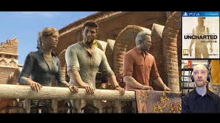 Uncharted 3: Drake's Deception (PS4) LIVE Part 2