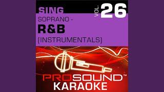 All Eyez On Me (Karaoke Instrumental Track) (In the Style of Monica)