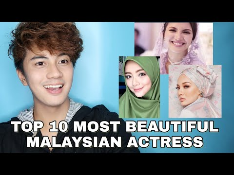 Top 10 Most Beautiful Malaysian Artist 2018