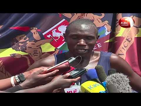 Geoffrey Kamworor pulls out of the Africa Cross Country championship