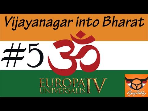 EU4 - Vijayanagar into Bharat achievementrun - ep5