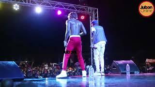 DULA MAKABILA Avamia Show Ya Diamond/ Watu wa Mwanza Wanyoosha Miko...