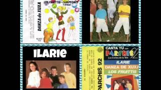 Ilarie  -   Parchís 92 con Lita