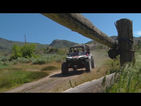 Beaver Utah - Crystal Ball Cave - Summer Trailer Preparation - Thermopolis Wyoming