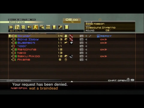 [PS3][MGO2]Mix time . CFW no longer needed as of Spring