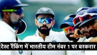 India Retains No 1 Spot In ICC Test Rankings | Sports Tak