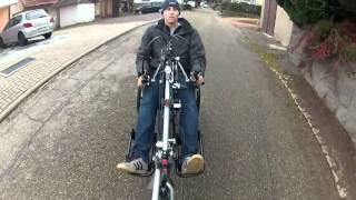 Stricker Handbike Puma - 4