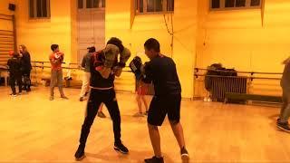 La boxe à Avallon (89)