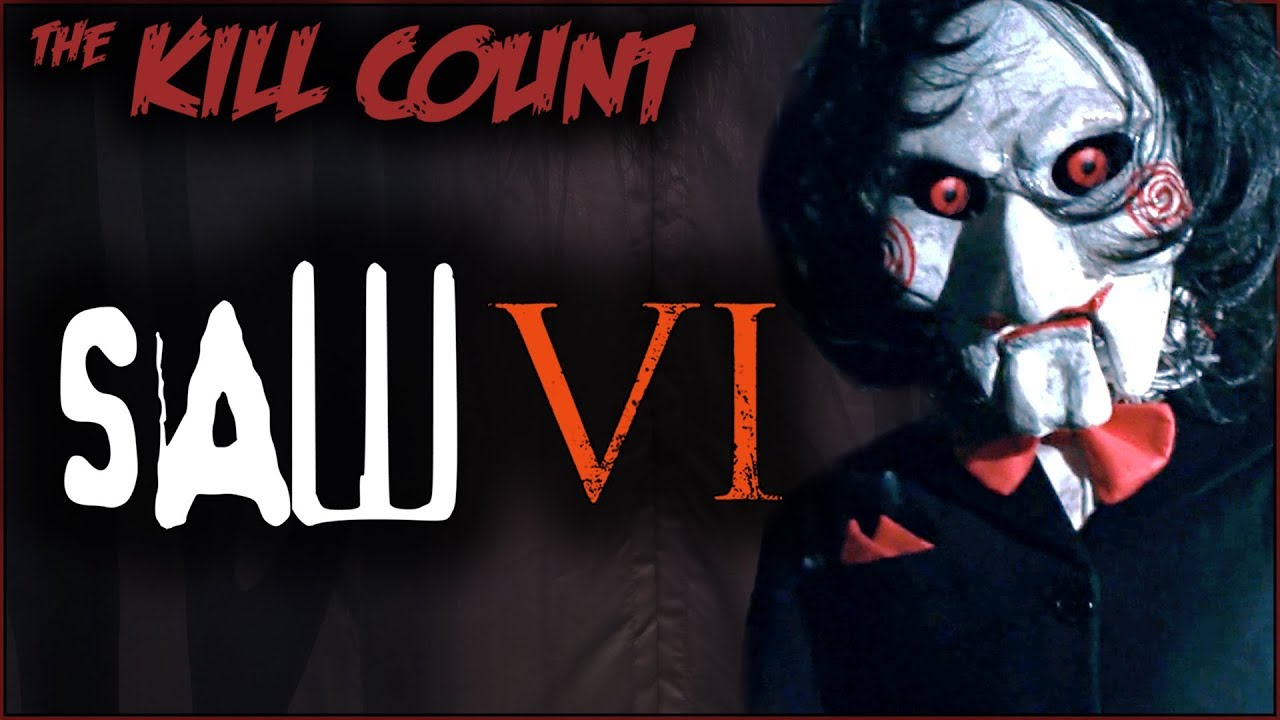 Saw VI (2009) KILL COUNT
