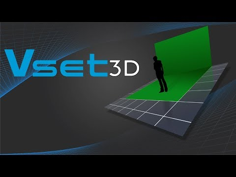 Vset3D | Virtual studio Software