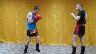 Тайский бокс Лучшие удары - Удар
