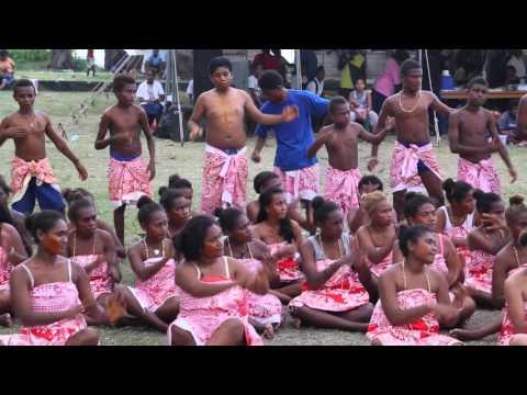 Iles Salomon Spectacle / Solomon islands Show