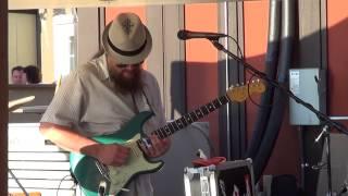 "Bottleneck Blues Band Live Performing ""Jack and Jill"""