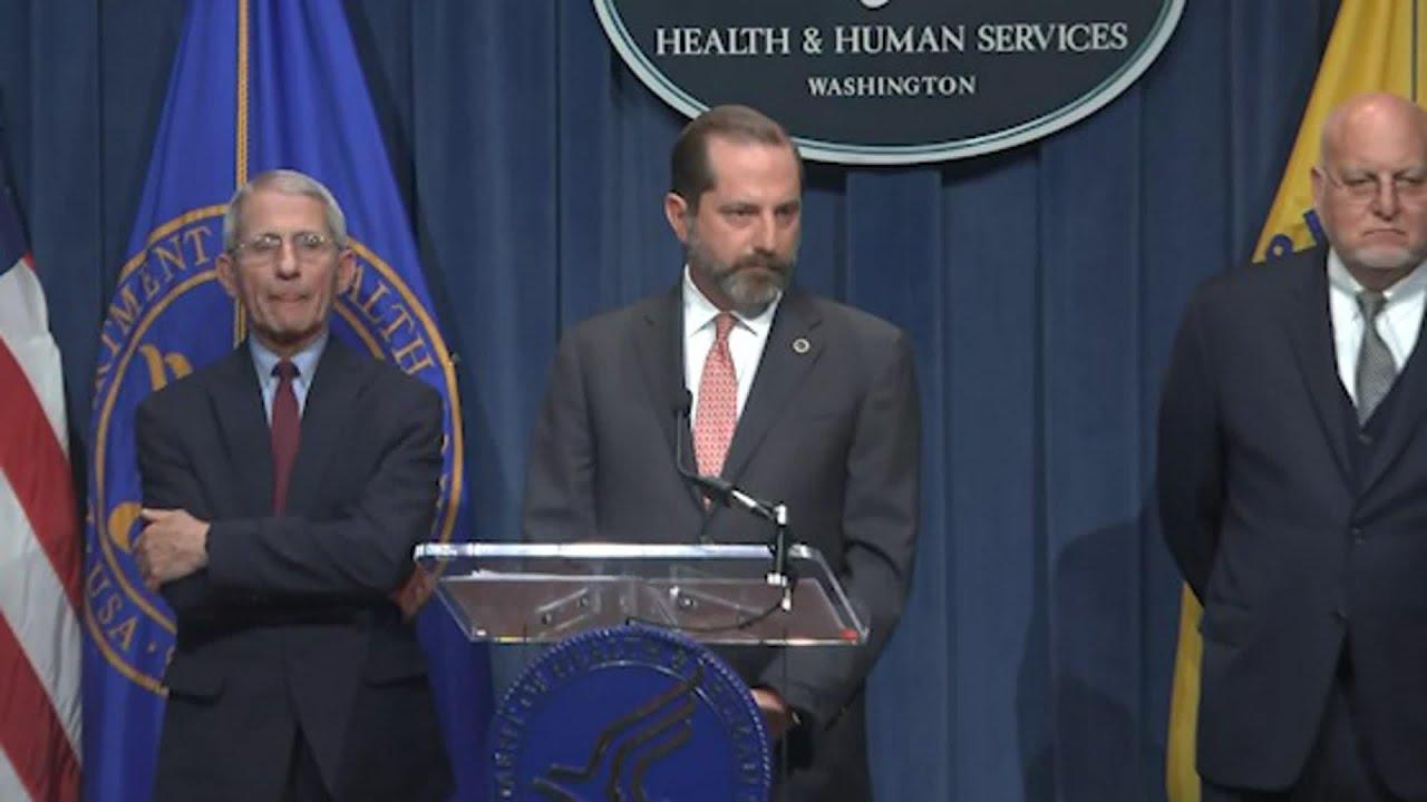 Pence's New Coronavirus Role Raises Questions About His Public ...
