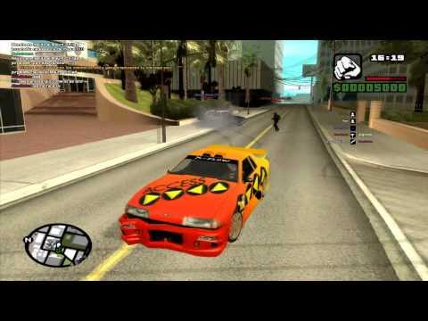 ¿El Moreno Que Queria ser mi Amigo :D? | GTA San Andreas Multiplayer thumbnail