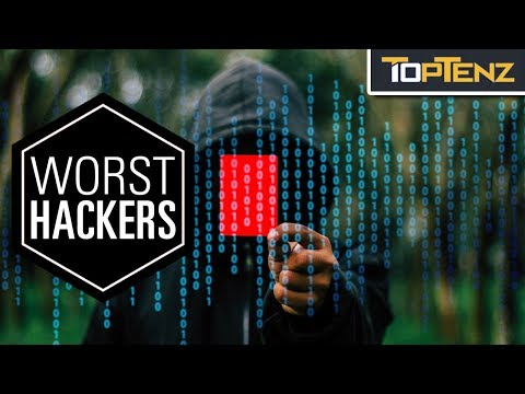 Top 10 Notorious Computer Hackers
