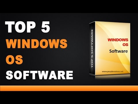Best Windows Operating System Software - Top 5 List