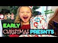 Opening Christmas Presents EARLY!! || Fun and Crazy Kids
