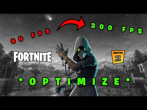 How To Increase Fortnite FPS And + INPUT DELAY In Chapter 2! GUARANTEED TO IMPROVE FPS AND MORE!