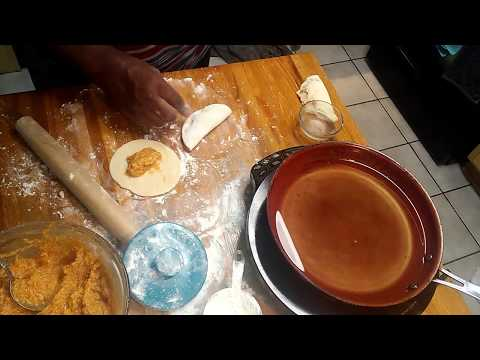 How To Make Simple Fried Sweet Potato Pies - Simple Cooking With Eric