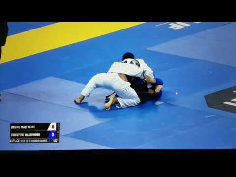 Bruno Malfacine Worlds 2017 Short Highlight