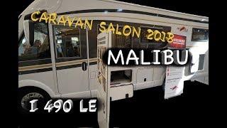 Wohnmobil MALIBU - I 490 LE *Neuheit *Vorstellung - Caravan Salon 2018