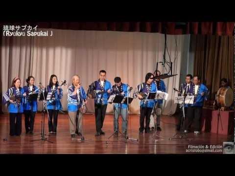 Ryukyu Sapukai - (10º Aniversario de Alternativa Nikkei)